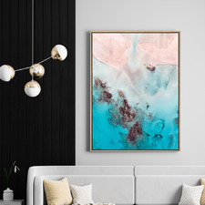 Natural Bliss Canvas Wall Art