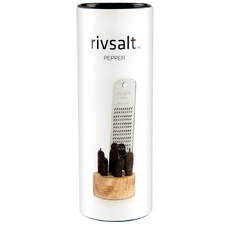 Rivsalt 15g Javanese Long Peppercorn with Stand & Grater