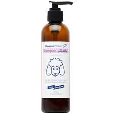 250ml Vanilla Dog Shampoo for Oodles & Curly Coat Breeds