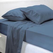 Tobs Cotton Percale Sheet Set