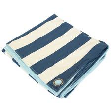 Stripe Cotton Utility Blanket