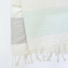 Stripe Inca Cotton Beach Towel