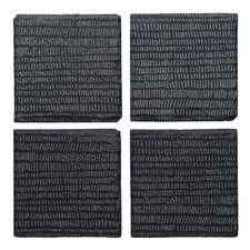 Ecology Dash Square Set 4 Coasters