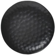 Ecology Speckle Ebony Dinner Plate 27cm (Set of 4)