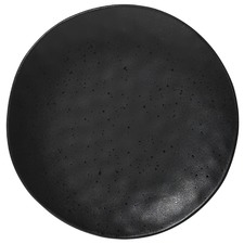 Ecology Speckle Ebony Side Plate 21cm (Set of 6)