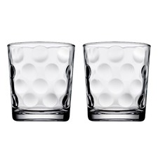 Space Whisky Double Old Fashioned Glasses (Set of 6)