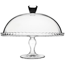Patisserie Cake Stand & Dome Set