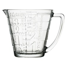 Basic Glass Measuring Jug