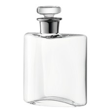 Platinum Neck Decanter Flask