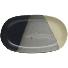 Marlo Oval Stoneware Serving Platter