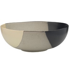 Marlo Stoneware Serving Bowl