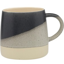 Midnight Marlo Stoneware Mugs (Set of 4)