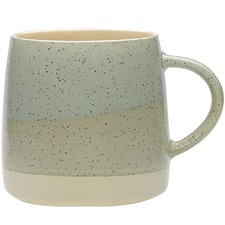 Moss Marlo Stoneware Mugs (Set of 4)