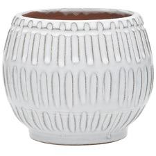 12cm Mimosa Terracotta Vase