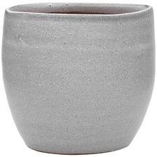 Cubis Terracotta Vases (Set of 2)