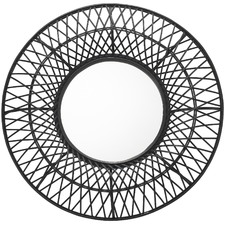 Midnight Haven Bamboo Mirror