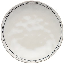 Meredith Stoneware Dinner Plates (Set of 4)