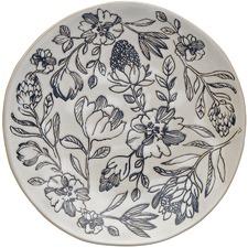 Meredith Stoneware Side Plates (Set of 4)