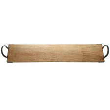 Arcadian Long Wooden Centrepiece Board