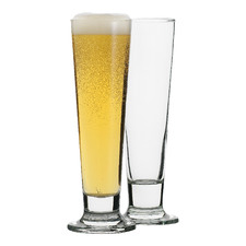 Ecology 420ml Beer Pilsners (Set of 4)