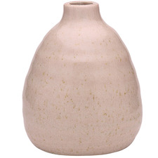 16cm River Salt Bulb Ceramic Vase