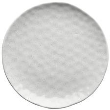Speckle Milk 27cm Stone Dinner Plate (Set of 6)