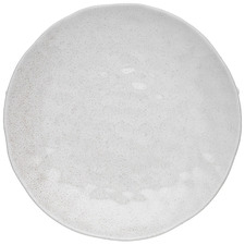 Speckle Milk 33cm Stone Serving Platter