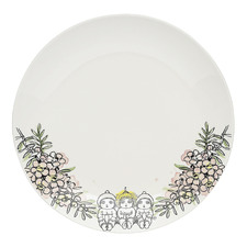 White Teatree 21cm Fine China Side Plate