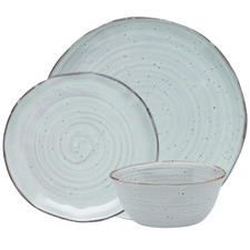 18 Piece Ottawa Lichen Dinner Set