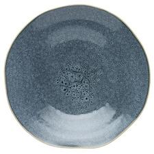 Blue Stellar Stoneware Dining Plate