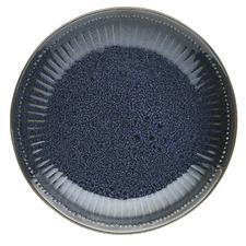 Indigo Shibori Stoneware Side Plate