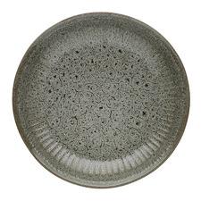 Soba Shibori Stoneware Side Plate