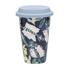 Kallista Fine China Travel Mug