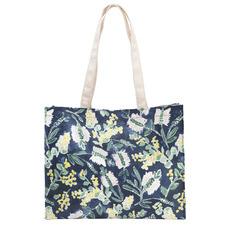 Kallista Coated Canvas Tote Bag