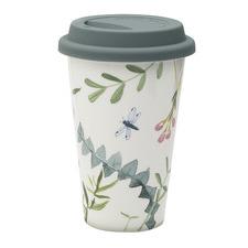 Greenhouse Fine China Travel Mug