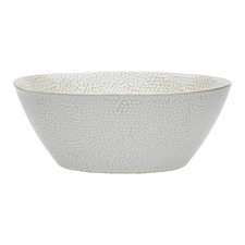 Soba Dotto Stoneware Serving Bowl