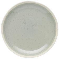 Matcha Dawn Stoneware Dining Plate