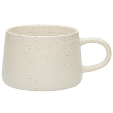 Cream Ottawa Calico 365ml Stoneware Mug