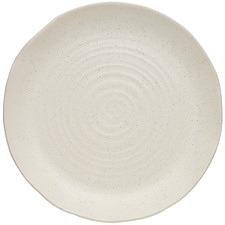 Cream Ottawa Calico 33cm Stoneware Serving Platter