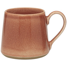 Red Orange Juna 440ml Stoneware Mug