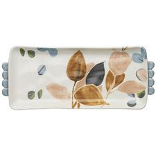 Twiggy Stoneware Rectangular Platter