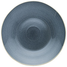 Blue Astrid 24cm Stoneware Side Plate