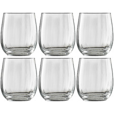 Ecology Twill 460ml Crystalline Tumblers (Set of 6)