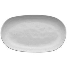 Milk Ecology Speckle 36cm Stoneware Shallow Bowl