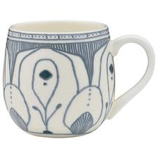 Ecology Oasis Cornflower 470ml Stoneware Mug