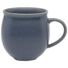 Cobalt Ecology Rue 400ml Porcelain Mug
