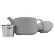 2 Piece Ecology Stack 1L Teapot & Infuser Set