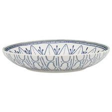 Ecology Oasis 25.6cm Stoneware Shallow Bowl