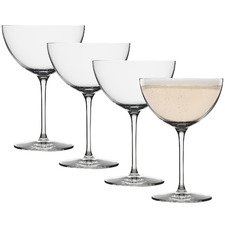 Ecology Classic 245ml Champagne Glasses (Set of 4)