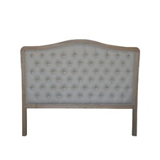 Oatmeal Linen Tufted Maison Bed Head